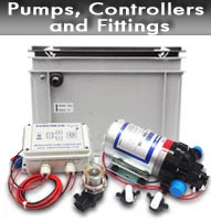 Pumps, Controllers and Fittings